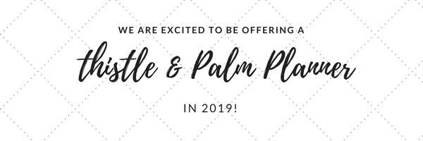 planner announcement